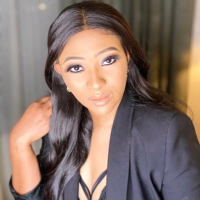 Nigerian Actress Lilian Esoro cries after she was charged with a bill almost millions of naira