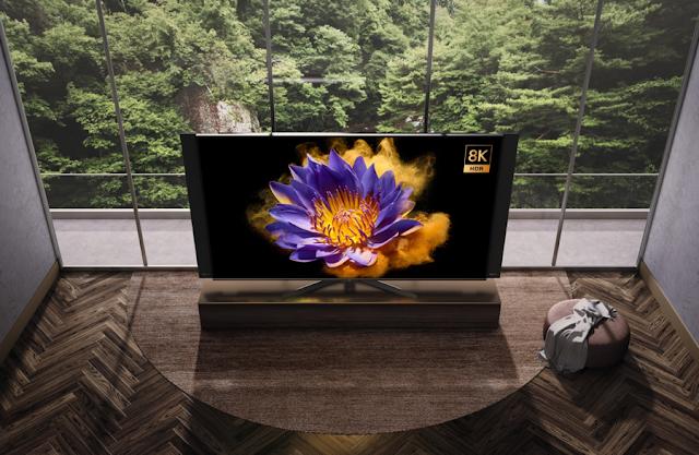 Xiaomi lança novas smart TV 8K 5G e 4K de 82″