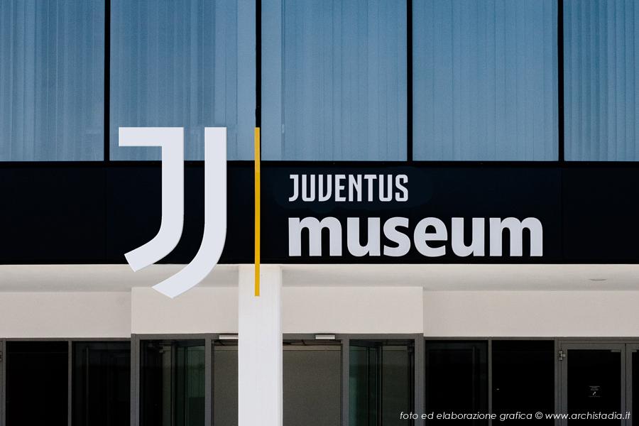 ipotesi nuovo logo juventus stadium museum