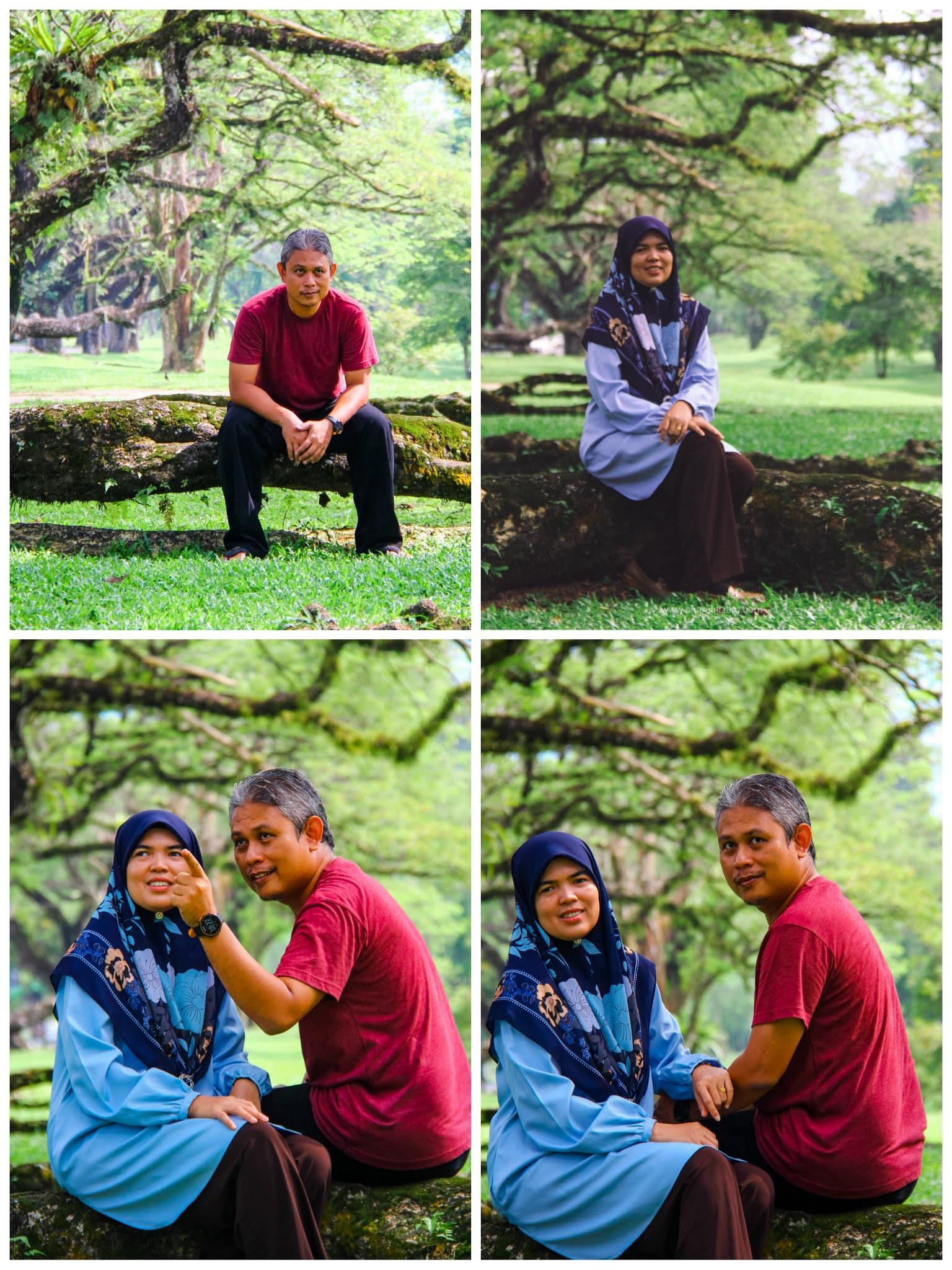Seiring Dan Sejalan Di Taman Tasik Taiping, Perak