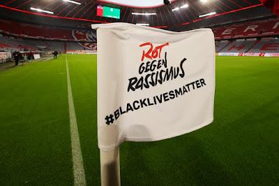 Premier League CEO backs 'Black Lives Matter' on team shirts