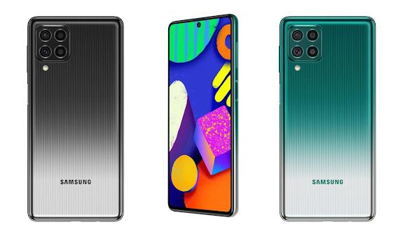 مواصفات وسعر هاتف Galaxy F62
