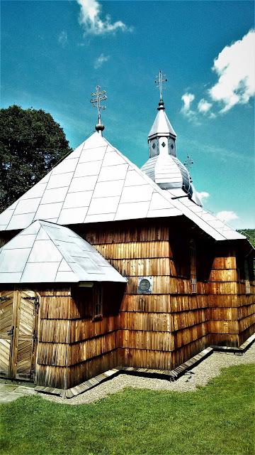 Cerkwie Beskidu Niskiego - Olchowiec