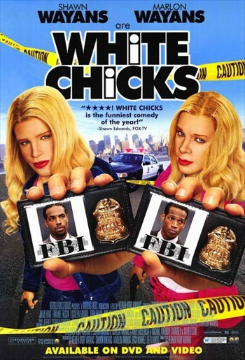 White Chicks 2004 UNRATED Dual Audio Hindi Movie Download