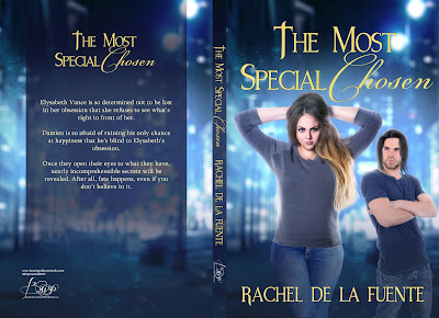 Cover Reveal: The Most Special Chosen by Rachel de la Fuente