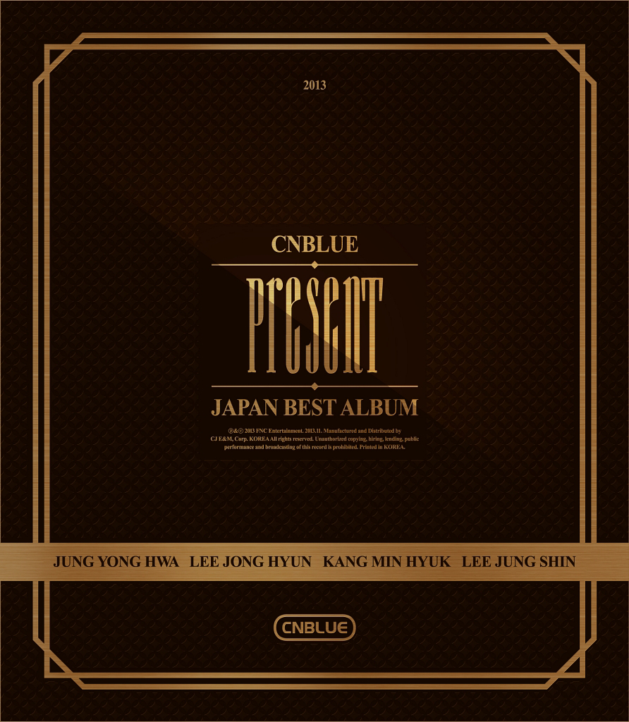 CNBLUE – PRESENT (Japanese) (ITUNES PLUS AAC M4A)