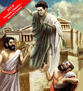 Período Clássico, das Leis à Cultura - Livro - Grécia - Roma - Democracia