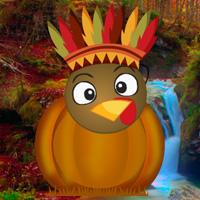 WOW Turkey Emoji Forest Escape
