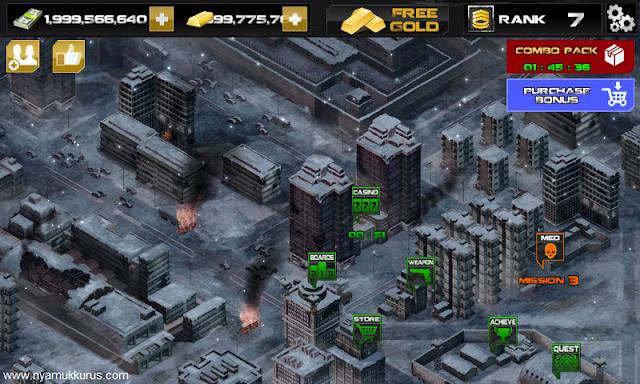 Dead Target Zombie Mod Apk