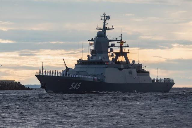Στρατιωτικές ασκήσεις της Ρωσίας στη Μαύρη Θάλασσα με πάνω από 20 πολεμικά πλοία