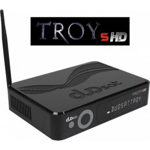 Duosat Troy S Atualização V1.64 - 20/04/2021