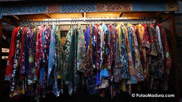 Pusat Oleh Oleh Baju Batik Asli Madura Peri Kecil