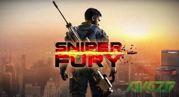 Sniper Fury v2.8.0b Mod Apk Android Online Terbaru