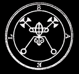 sigilo de baal, goetia, ocultismo