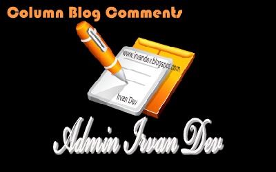 Admin Blog Irvan Dev