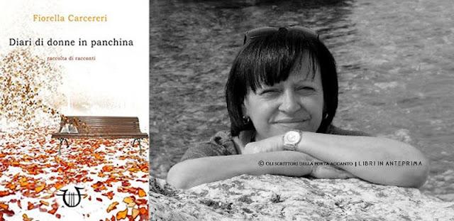 Fiorella Carcereri presenta: Diari di donne in panchina - Libri, scrittori, interviste
