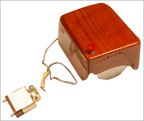 worlds first computer mouse