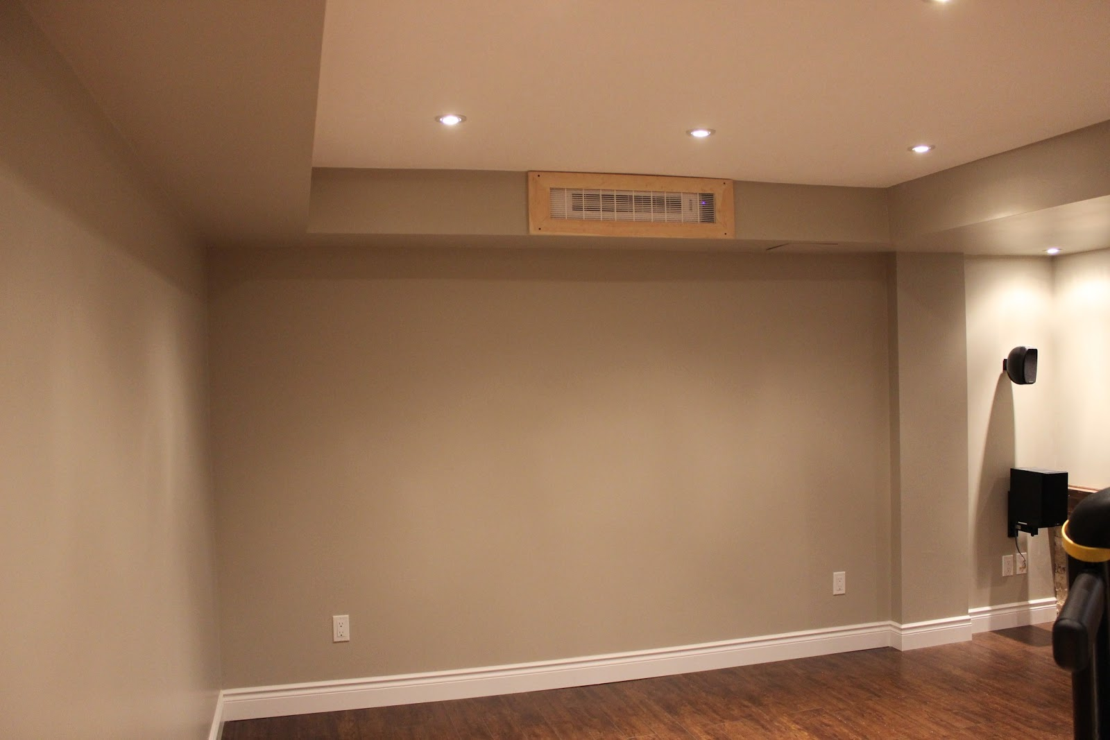Tv Stores Mississauga Dhiraj D 39souza Mississauga Basement Build Final Pictures