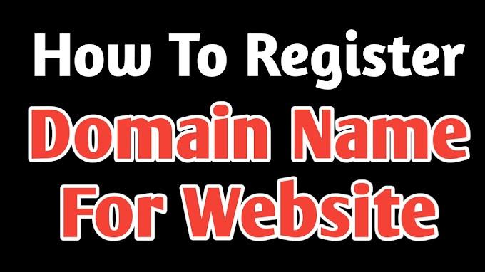 Blog Name Kaise Register Karen