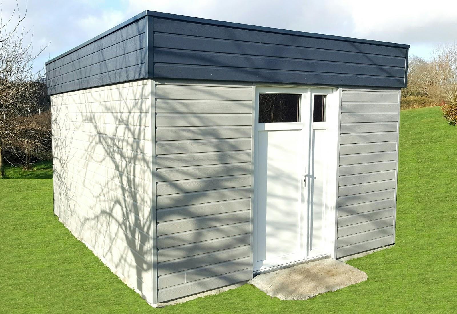 carport toit plat bac acier abris en kit with carport toit plat bac acier interesting nouveau. Black Bedroom Furniture Sets. Home Design Ideas