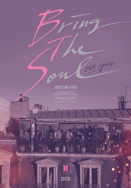 """""""Bring The Soul: The Movie"""" gotowy na mocne osiągnięcia w kasach biletowych w Korei 190806   CRUSHONYOU"""