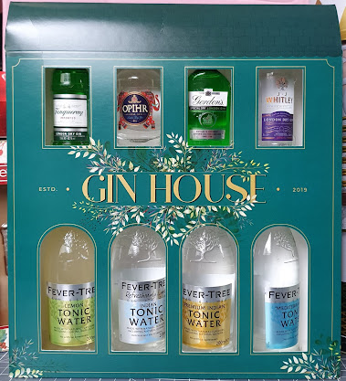 Gin House Gift Set from Moonpig Review