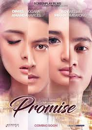 Lirik : Melly Goeslaw - Promise (OST. Promise)