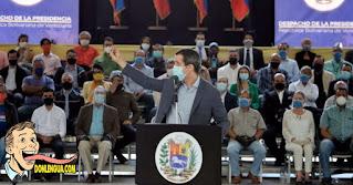 Guaidó invita al pueblo a Revelarse contra Maduro