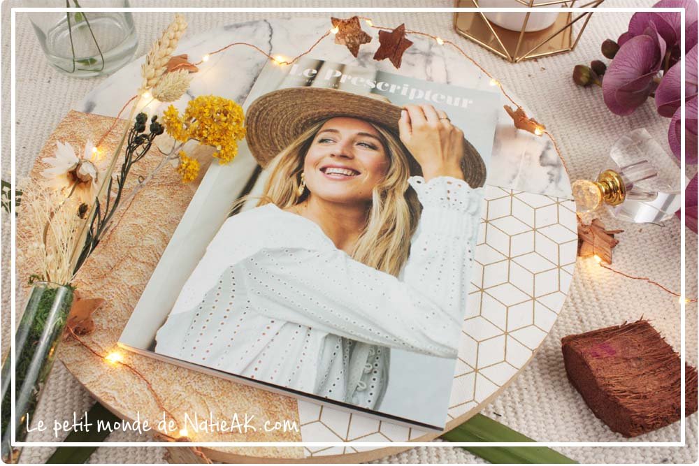 magazine beauté femme