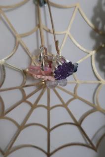 Prosty organizer na pierścionki DIY