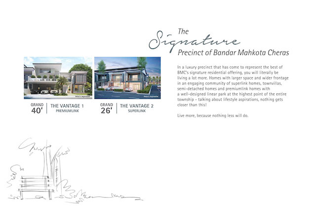 The Vantage 2 Superlink Homes to be unveiled this weekend!
