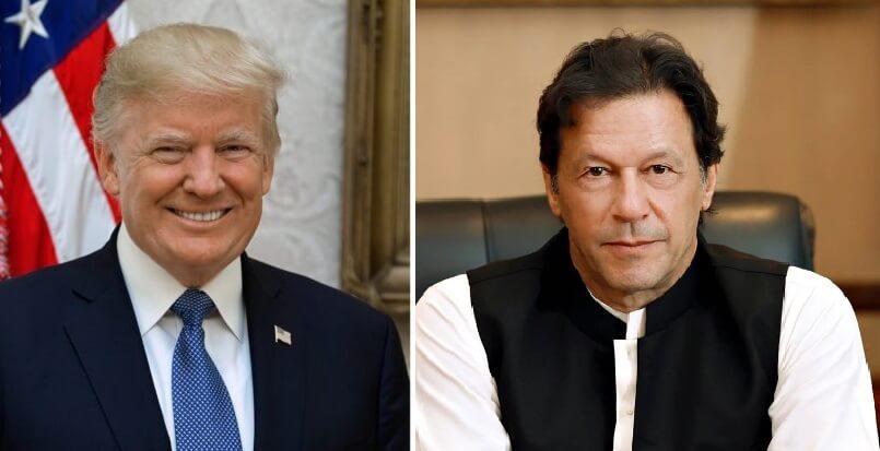 Pakistan Prime Minister Imran Khan To Meet US President Donald Trump Today At White House