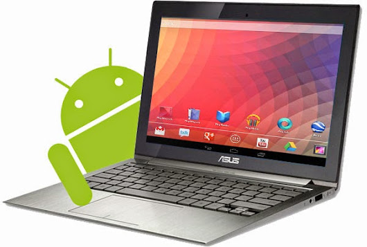 Android for Notebooks - Is There Any Sense in It? ~ Go! H4X  - Technology Blog