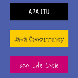 Java Concurrency dan Life Cycle