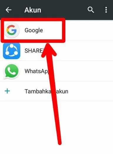 Akun Google Perlu Tindakan Tambahan