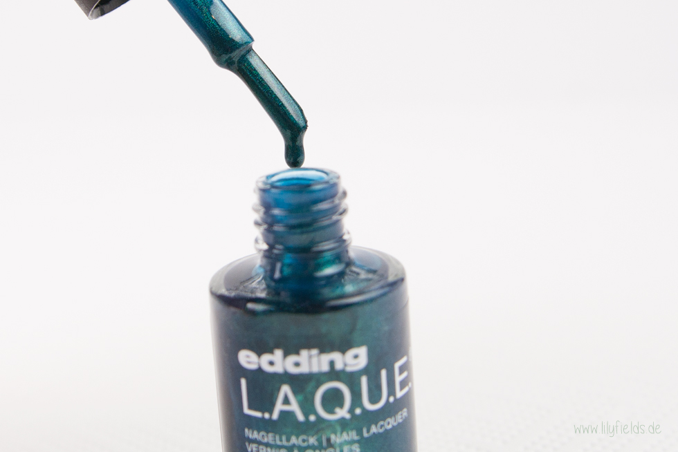 edding L.A.Q.U.E. - major midnight blue