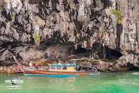 Bat Cave, Panak Island. Phan Nga Bay, Thailand.