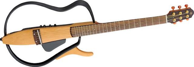 Yamaha Gitar Silent SLG110S