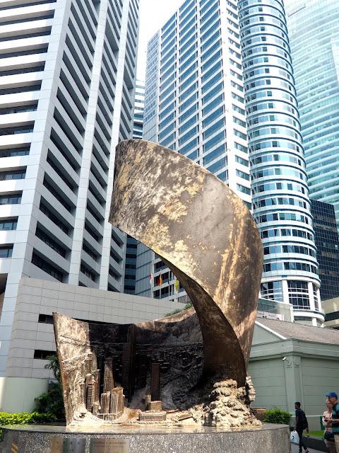 Raffles Place, Singapore