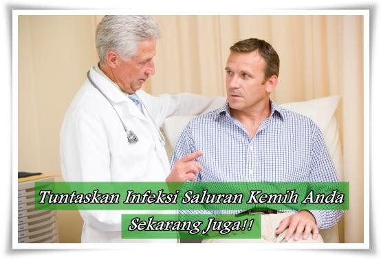 Cara Mengobati Infeksi Saluran Kemih Pada Pria Dengan Cepat