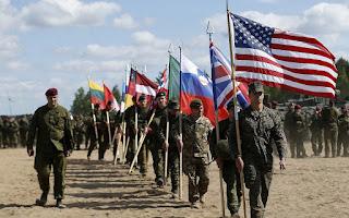 Latihan Militer NATO