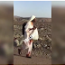 Video Of Young Beautiful African Lady Who Lost In The Middle Of Desert In UAE(Photos)