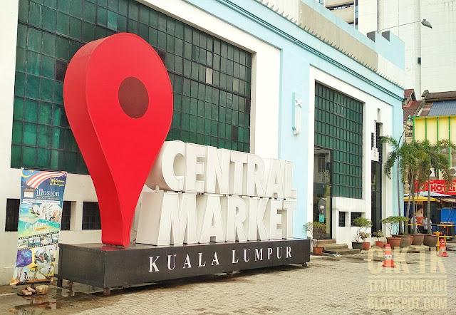 Central Market / Pasar Seni