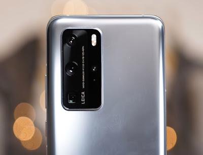 P40 Pro camera