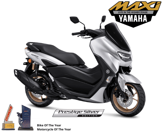 Warna Baru Nmax 155 Connected ABS Versi 2021