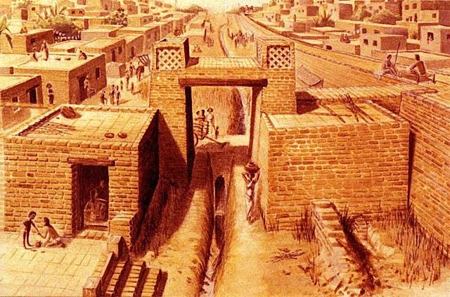 सिंधु घाटी सभ्यता के प्रमुख स्थल - Sindhu Ghati Sabhyata ke Pramukh Sthal
