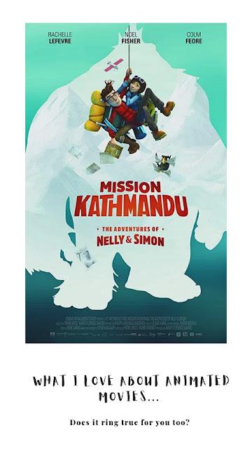 Mission Kathmandu: The Adventures of Nelly and Simon (2018) Where: Kathmandu, Nepal. doibedouin review