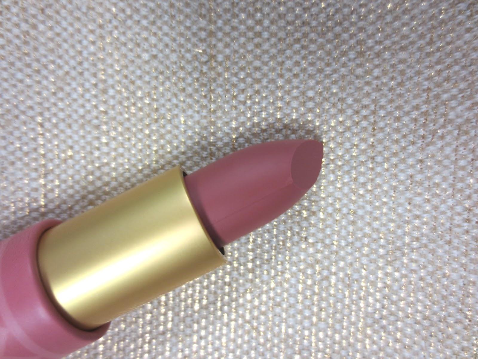 Never Enough Gloss Tarte Amazonian Butter Lipstick In Plummy Rose