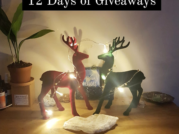 12 Days of Giveaways - The Ultimate Ethical Gift Guide Giveaway!