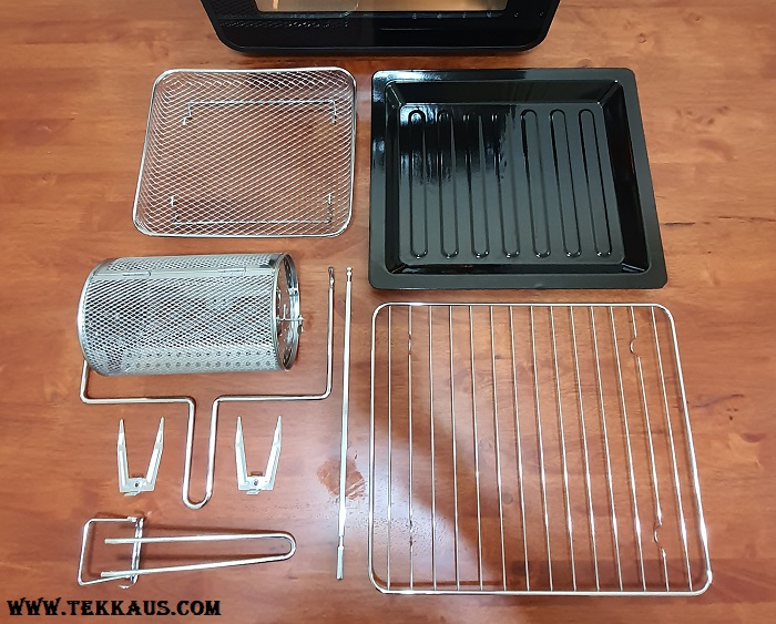 Wire rack, wire tray, baking tray, frying rack